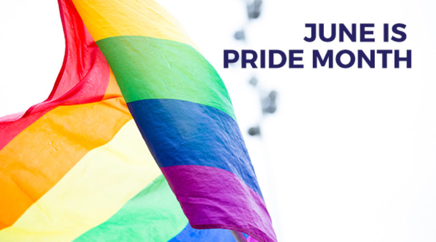 June is Pride Month